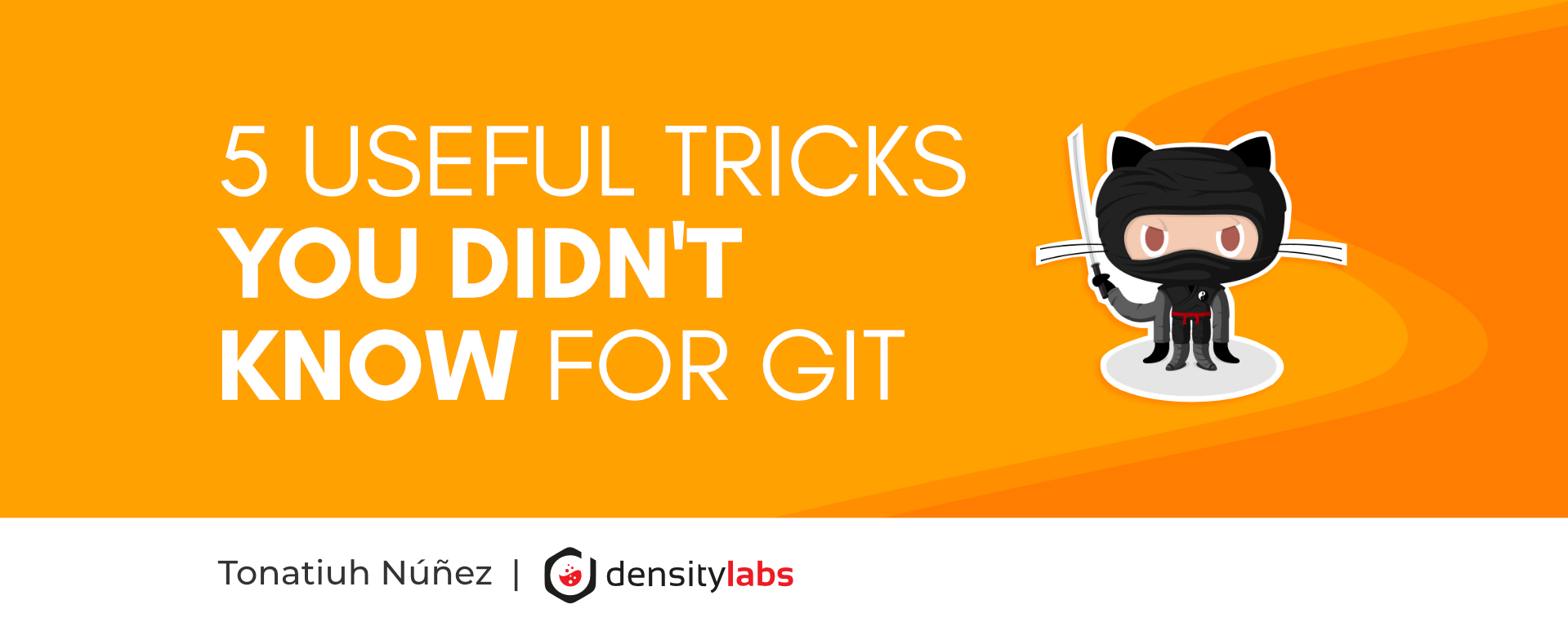 5 Useful Tricks You Didn't Know for Git