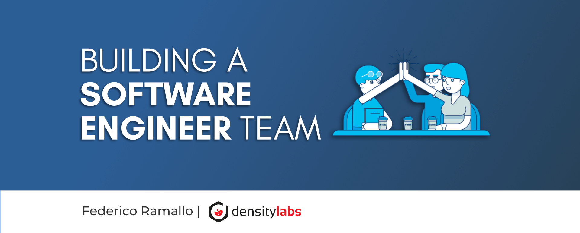 Building a software engineer team
