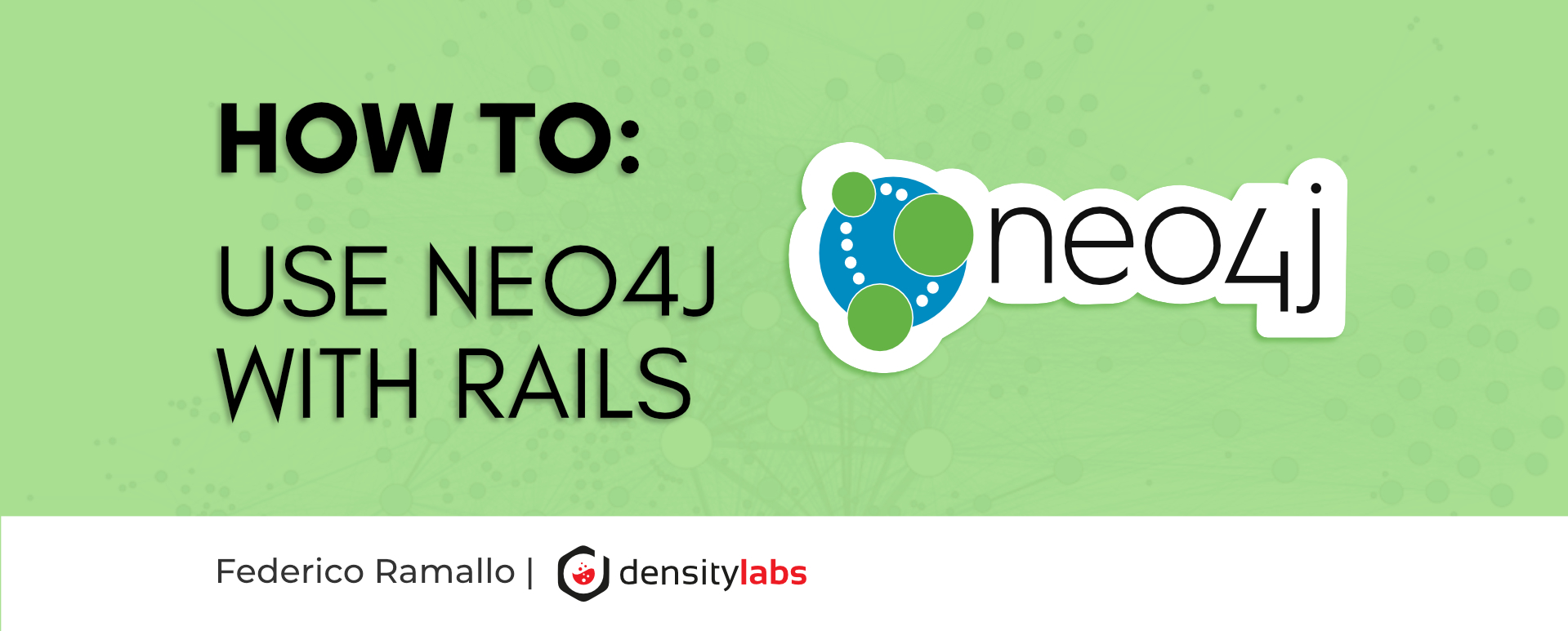 How To Use Neo4j With Rails
