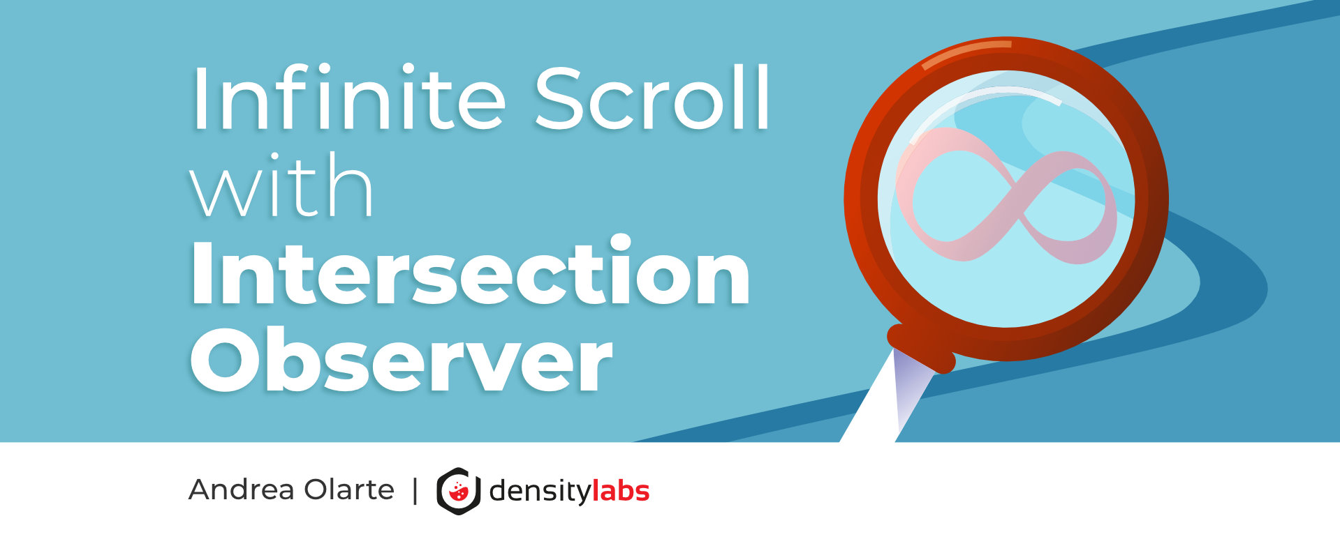 Infinite Scroll with Intersection Observer