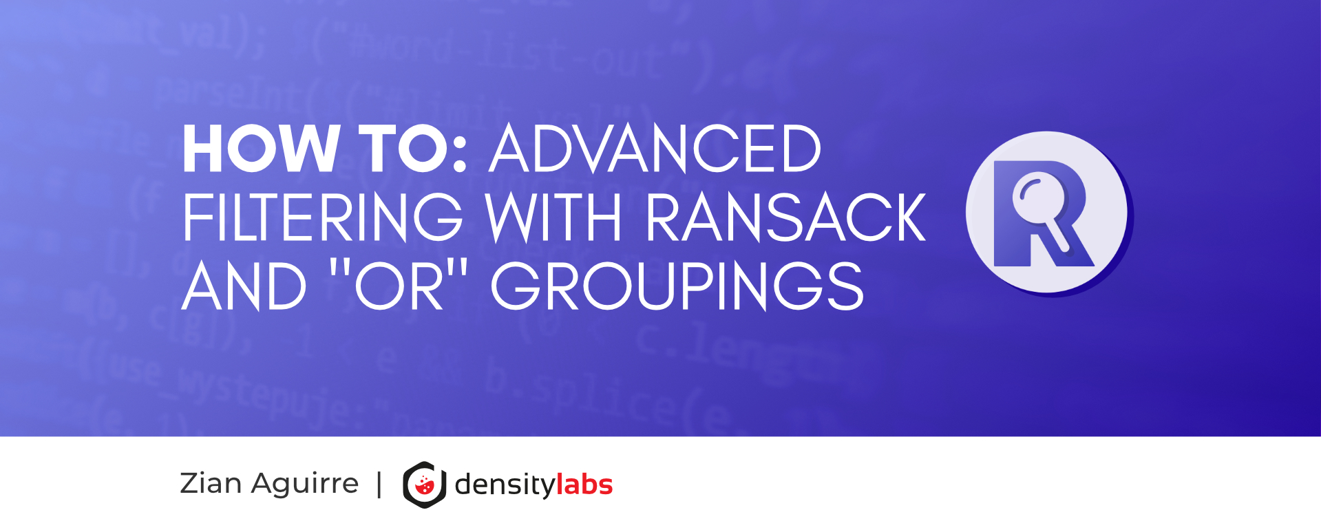 "How to: Advanced Filtering with Ransack and ""OR"" Groupings"